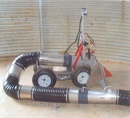 Small Vacuum: Small Grain Vacuum